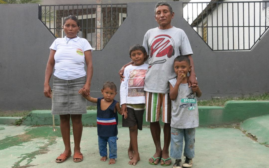 Los warao que reexisten en Pacaraima